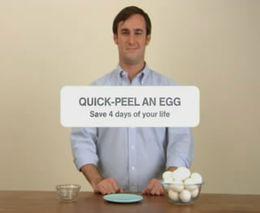 Как почистить яйцо за 10 секунд (1.256 MB)