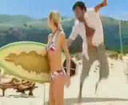 Акробат в рекламе пива (1.971 MB)