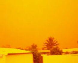 Песчаная буря в Австралии (2.261 MB)