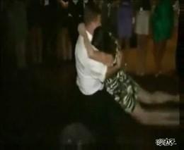 Затанцевалась