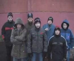 Подростки-гопники