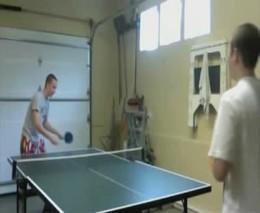 Неудачная игра в настольный тенис (558.616 KB)
