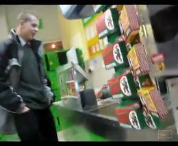 Победитель игры Форт Баярд в супермаркете (6.592 MB)