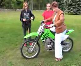 Езда на мотоцикле... (6.387 MB)