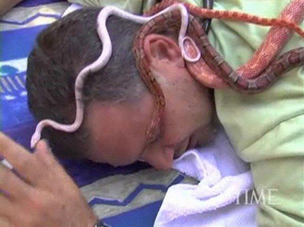 Экстримальный массаж (9 фото)