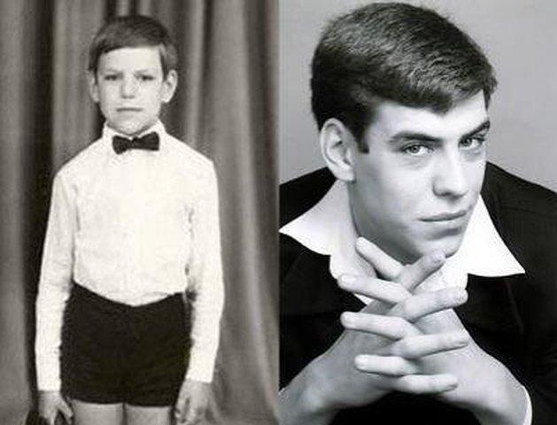 Знаменитости в детстве (24 фото)