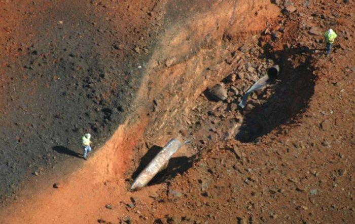 Взрыв газопровода (8 фото)