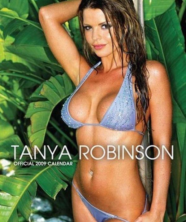 Календарь с Tanya Robinson (14 фото)
