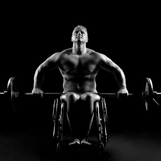 Паралимпийские чемпионы НЮ (14 фото)