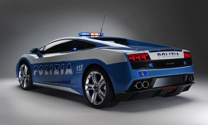 Подарок для полиции (10 фото)
