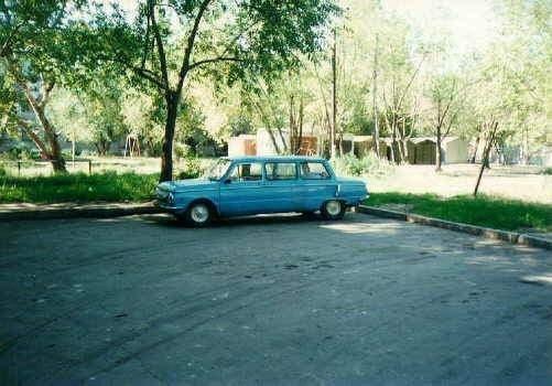 Автоприколы (59 фото)