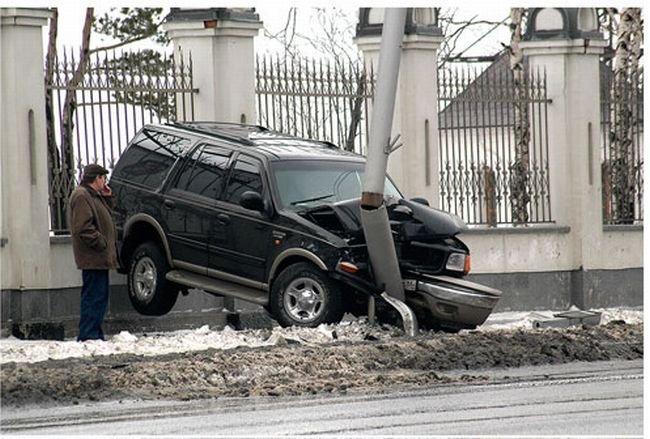 Авария года (4 фото)