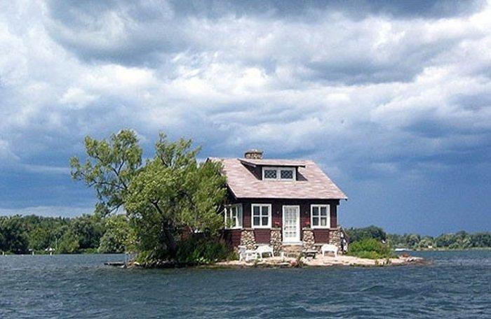 Необычные дома (18 фото)