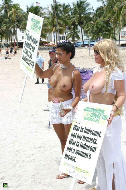 Как надо протестовать (10 фото)