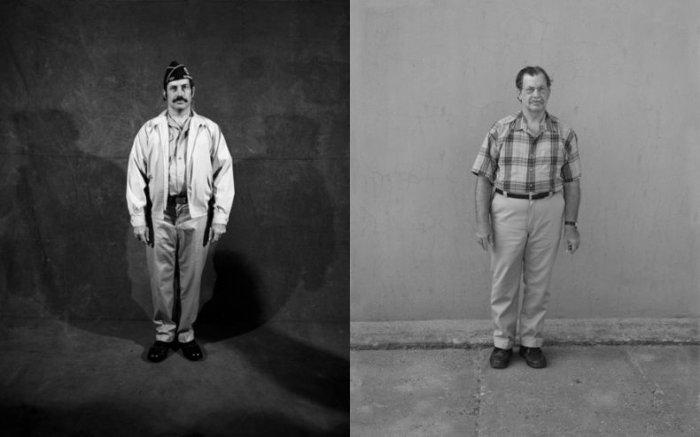 Время всех меняет (12 фото)