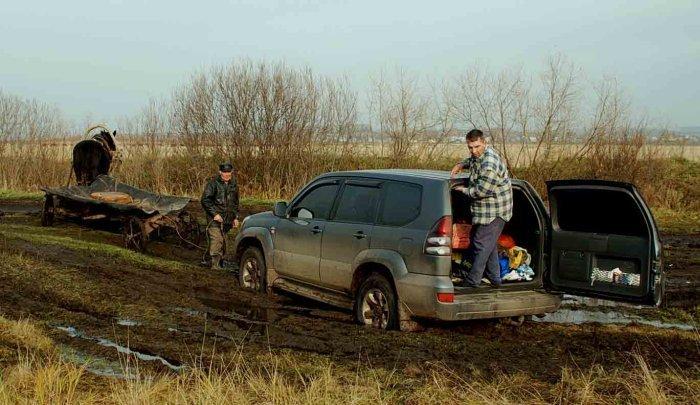 Как правильно выращить джип из грязи (3 фото)