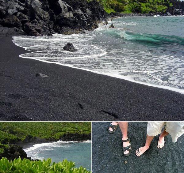 Необычный песок (5 фото)