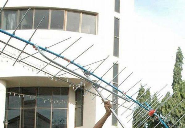 Как правильно установить антенну (3 фото)