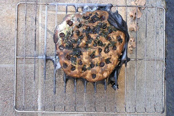 Как нельзя делать пиццу (7 фото)