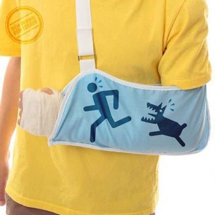 Креативные повязки на руку (4 фото)