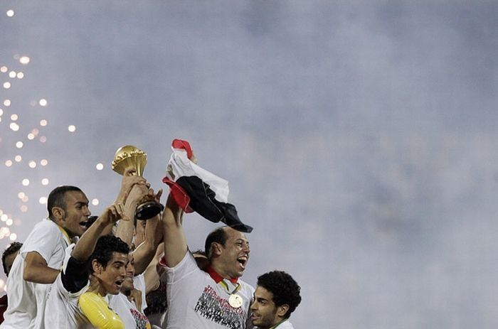 Лучшие фотографии 2008 года от France Press (39 фото)