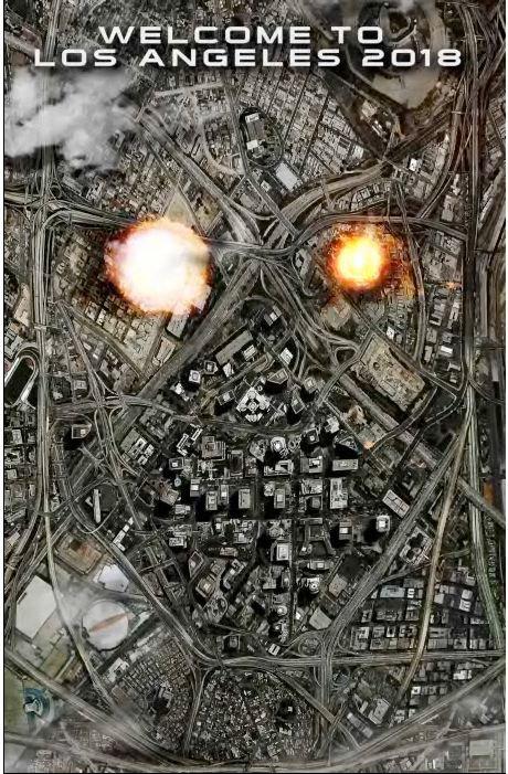 Реклама нового Терминатора (3 фото)