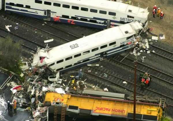Десятка самых дорогих аварий (10 фото)