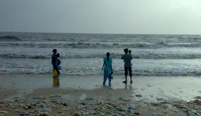 Самый чистый пляж (5 фото)