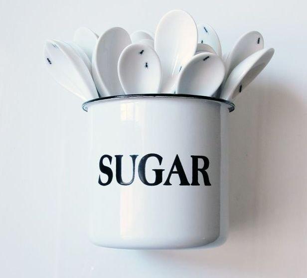 Актуальные ложки для сахара (5 фото)