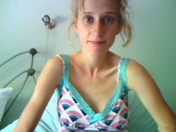 Девушка решила похудть (7 фото)