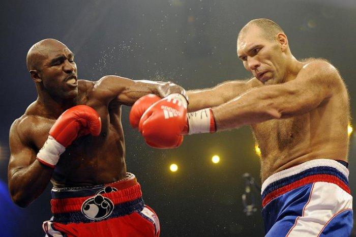 Валуев против Холифилда (20 фото)