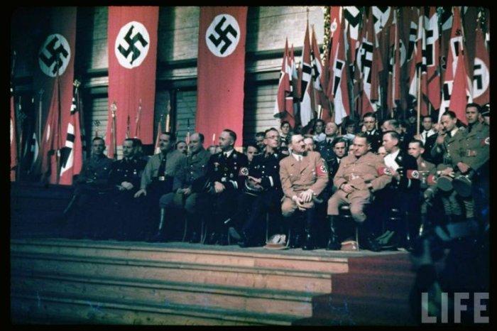 Германия времен Гитлера (100 фото)