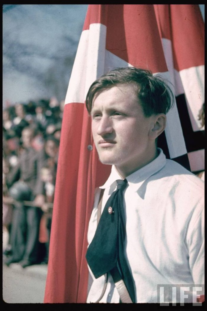 hitlers life in his youth The lives of children in nazi germany were shaped by hitler's hitler youth chapters attended lectures and instructional sessions about hitler's life, nazi ideas.