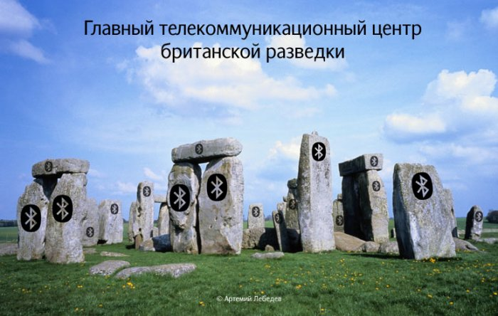 Креатив от Артемия Лебедева (81 фото)