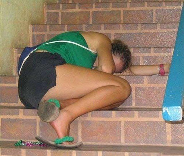 Как нельзя пить (46 фото)