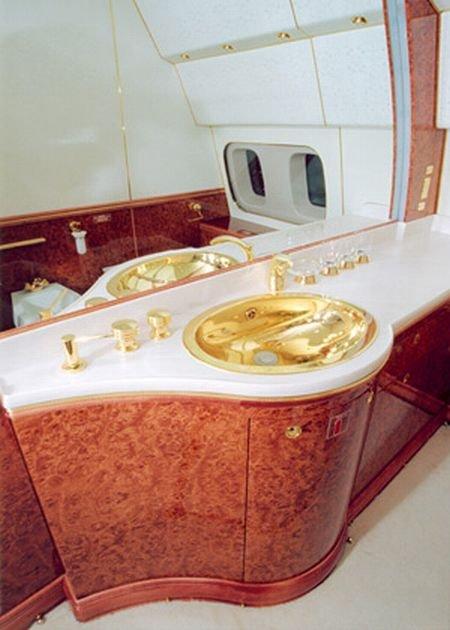 Самолет президента (46 фото)