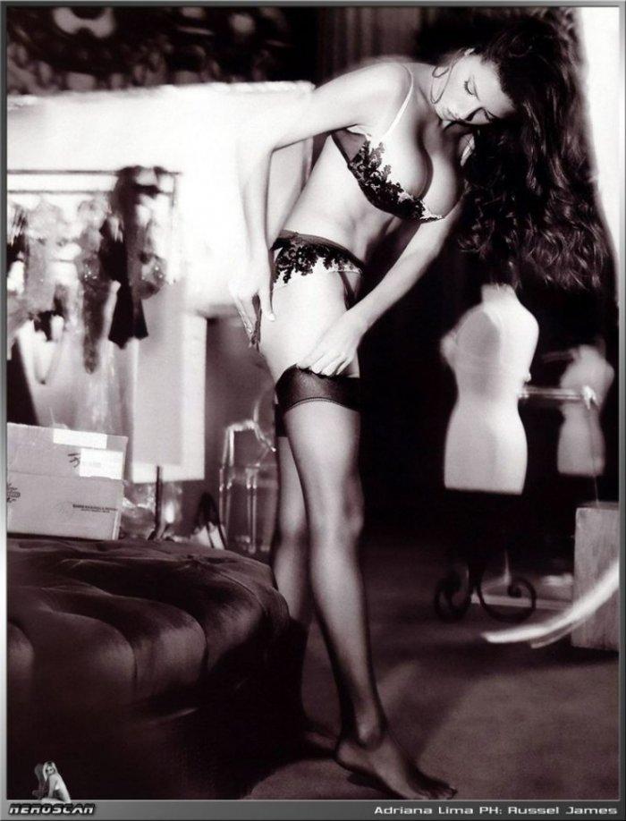 Красавица Адриана Лима (24 фото)