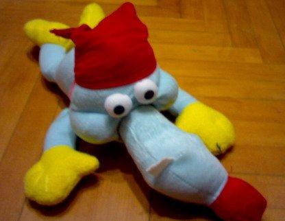 Необычная игрушка (5 фото)