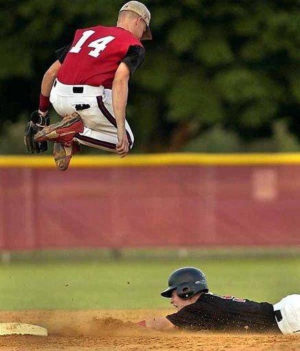 Прикольные спортивные моменты! (86 фото)