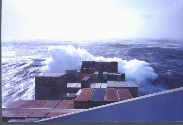 Столконвения кораблей (31 фото)