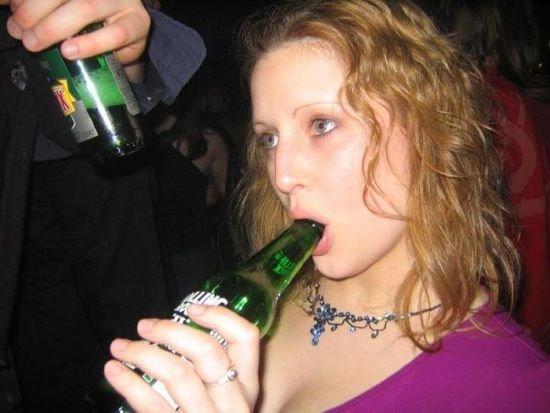 Девушки и пиво! (22 фото)