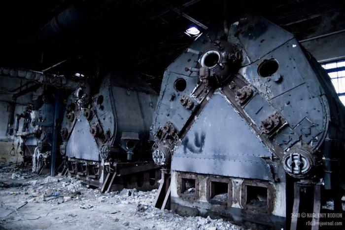 Чернобыль - 22 года спустя (54 фото)