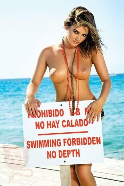 Самые сексуальные модели от журналов Maxim и Nuts (23 фото)