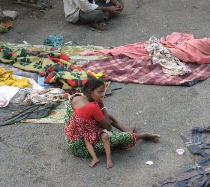Как живут люди в Индии (10 фото)