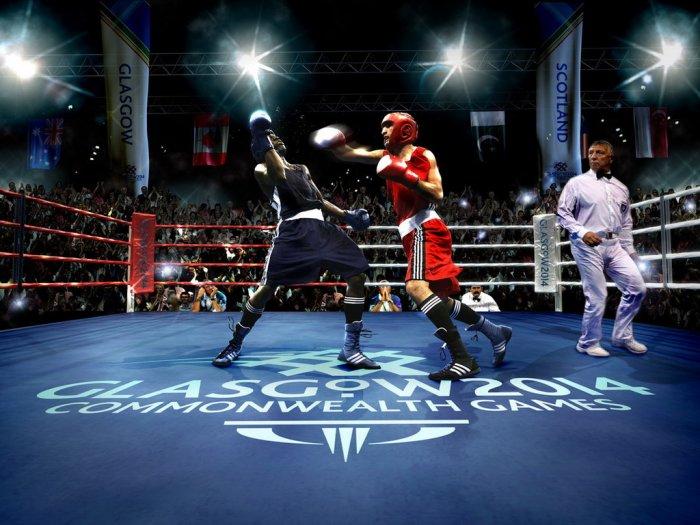 Лучшие фотографии бокса 2008 года (16 фото)