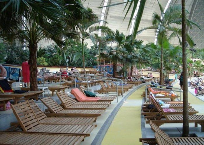 Тропический рай в центре европы! (32 фото)