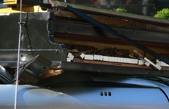 Как правильно спустить рояль! (5 фото)