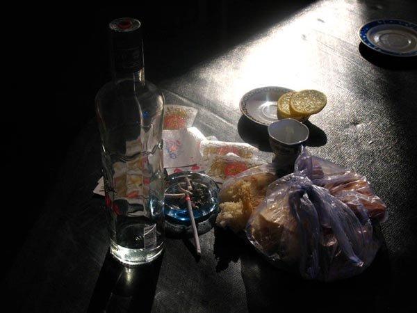 Пятничная сервировка стола! (47 фото)