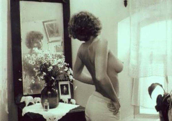 Наталья Негода - первая русская девушка в Playboy (9 фото)