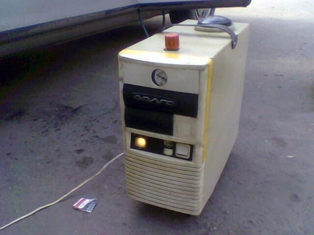 Нетрадиционная промывка инжектора (6 фото)
